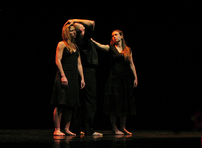 Danstheater Oorlog